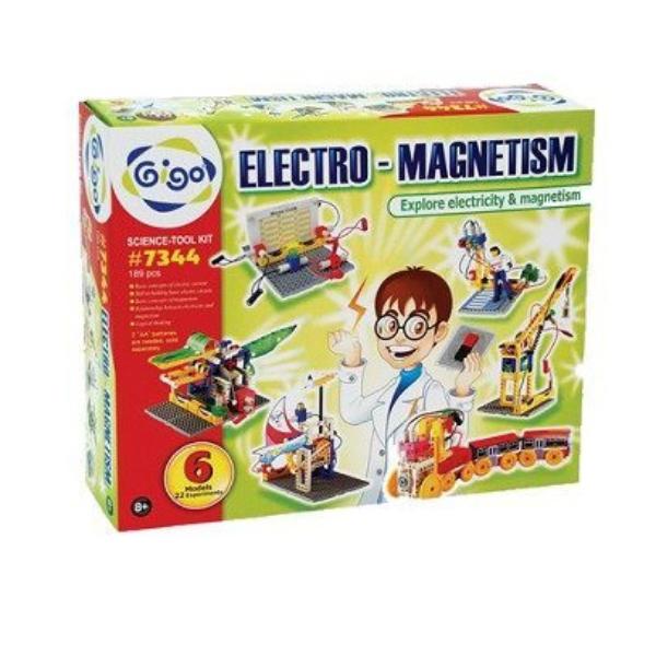 【智高 GIGO】電與磁魔力 #7344