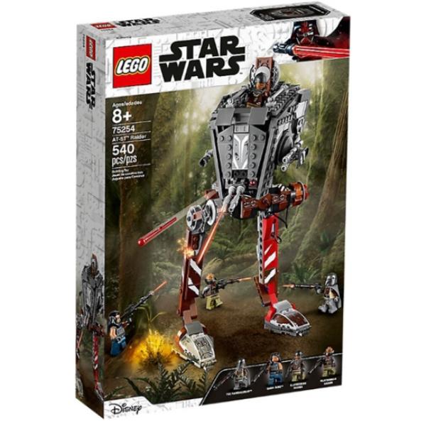 【LEGO 樂高積木】星際大戰Star Wars系列-AT-ST走獸(540pcs)