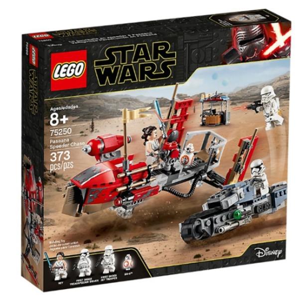 【LEGO 樂高積木】星際大戰Star Wars系列-帕桑納競速追逐(373pcs)