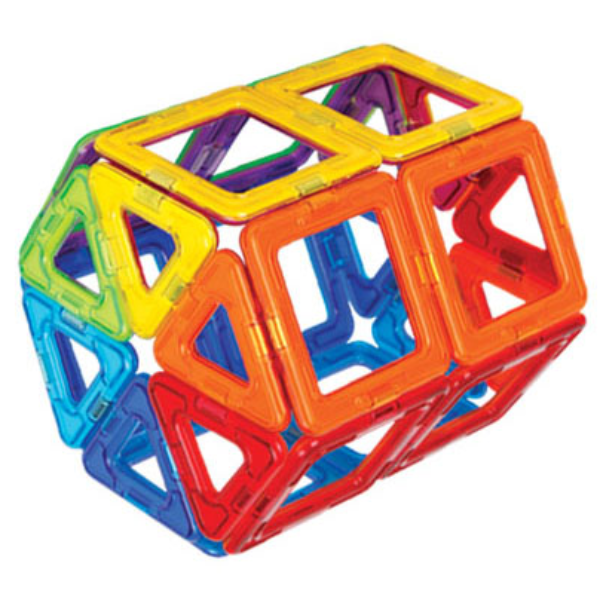 建構片30 pcs + 輪架