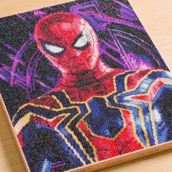 鑽石畫漫威蜘蛛人