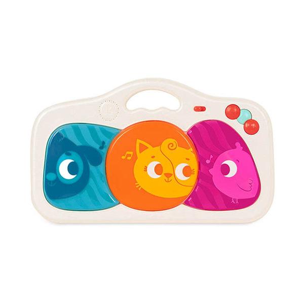 【美國 B.Toys 感統玩具】趴踢配合唱團 BX1737Z
