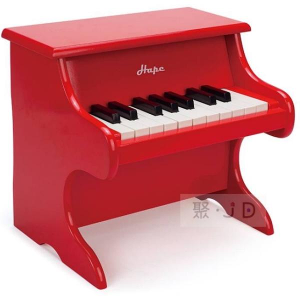 2021新貨 SF00805 小小音樂家紅色小鋼琴