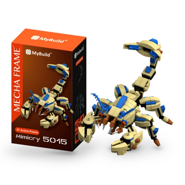 【MyBuild 積木】科幻系列-擬態生物 Mimicry 5015