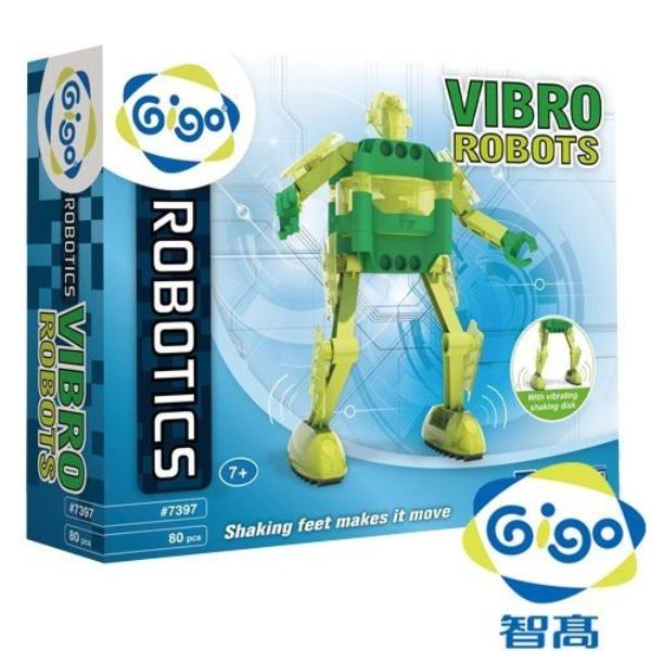 【智高 GIGO】振動儀機器人 #7397-CN