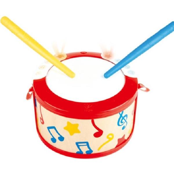 【德國 Hape】歡樂童玩 - 聲光音樂鼓