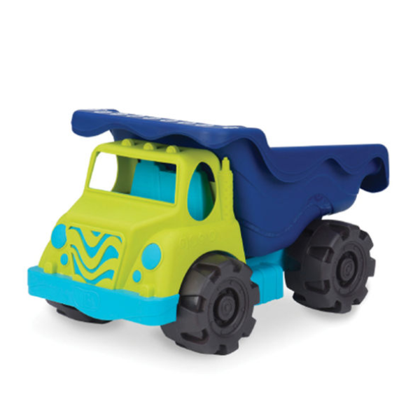 【美國 B.Toys 感統玩具】 海格力士翻斗車 BX1429Z