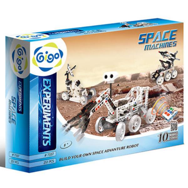 【智高 GIGO】科學實驗系列 星際搜索號 #7337-CN