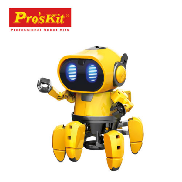 【寶工 ProsKit 科學玩具】AI 智能寶比 GE-893