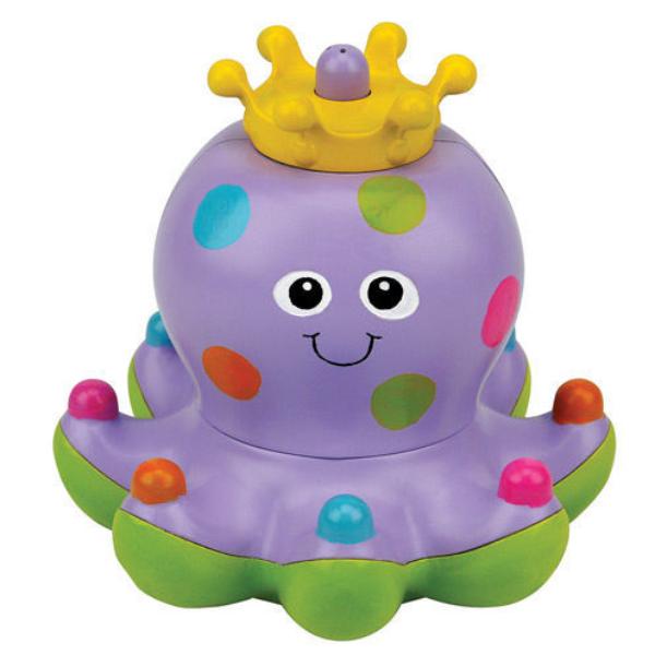 【香港 K's Kids 奇智奇思】會噴水的章魚 SB00443